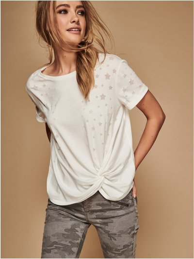 Star Knot Front Top